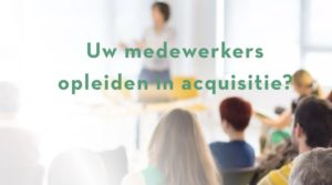 New Business Matters trainingen